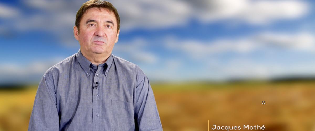 Le marché des céréales à l'export par Jacques Mathé